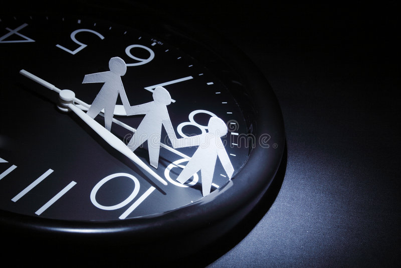 Download Arresti il tempo fotografia stock. Immagine di second - 7306968