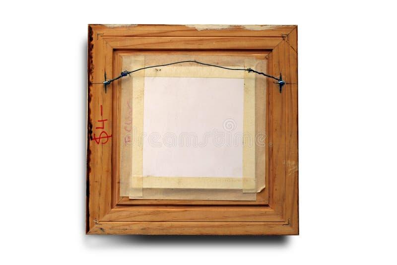 Arrière de cadre de tableau photos stock