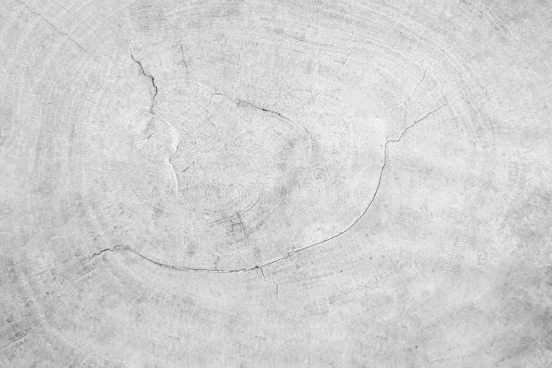 Arrière-plan de texture du plancher de bois blanc mur peint en pâte feuilletée à motif en plinthe; tablette de grains en carton g images stock