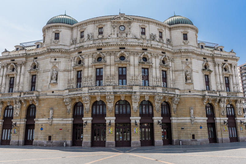 Download Arriaga Theater In Bilbao City Editorial Photo - Image: 32408981