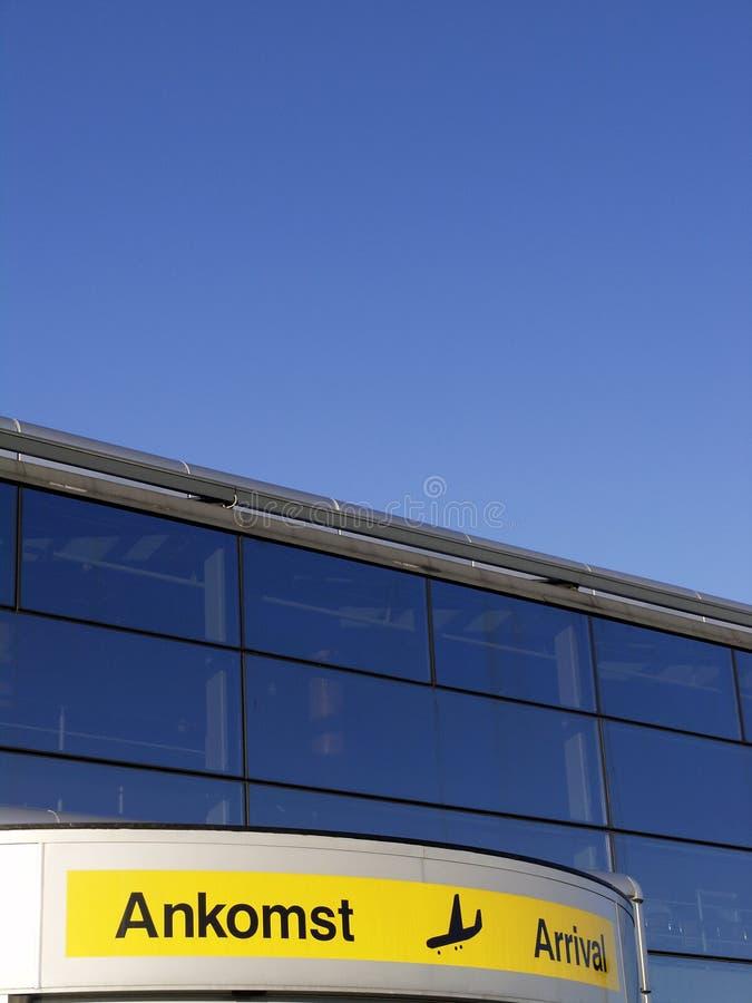 Download Arrivée de porte photo stock. Image du architecture, passager - 69212