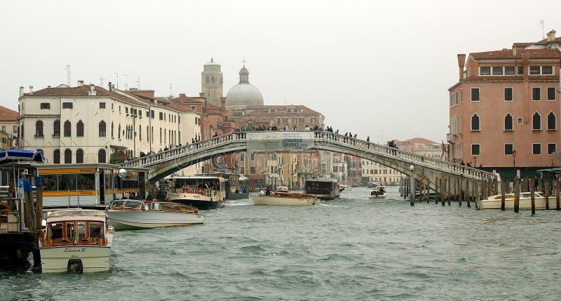Arrivée 3 de Venise images stock