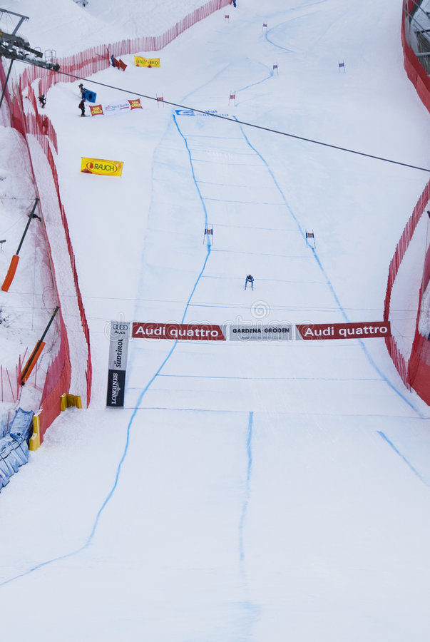 Download The Arrival - Fis World Cup Editorial Photography - Image: 7515622