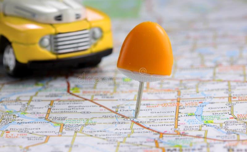 Download Arrived to destination stock image. Image of lost, maker - 12810545