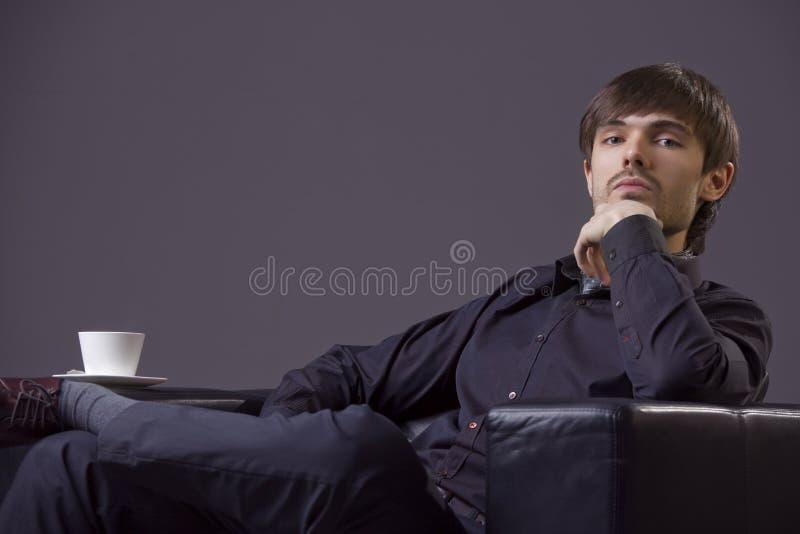 Arrogant Male Royalty Free Stock Photography