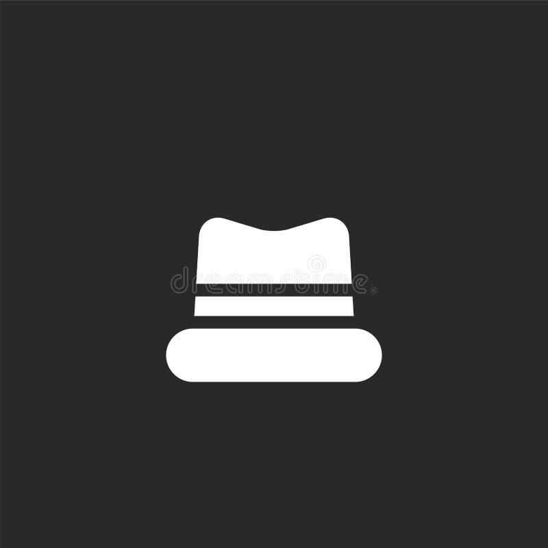 Arropa el icono Icono llenado de la ropa para el diseño y el móvil, desarrollo de la página web del app icono de la ropa de la co ilustración del vector