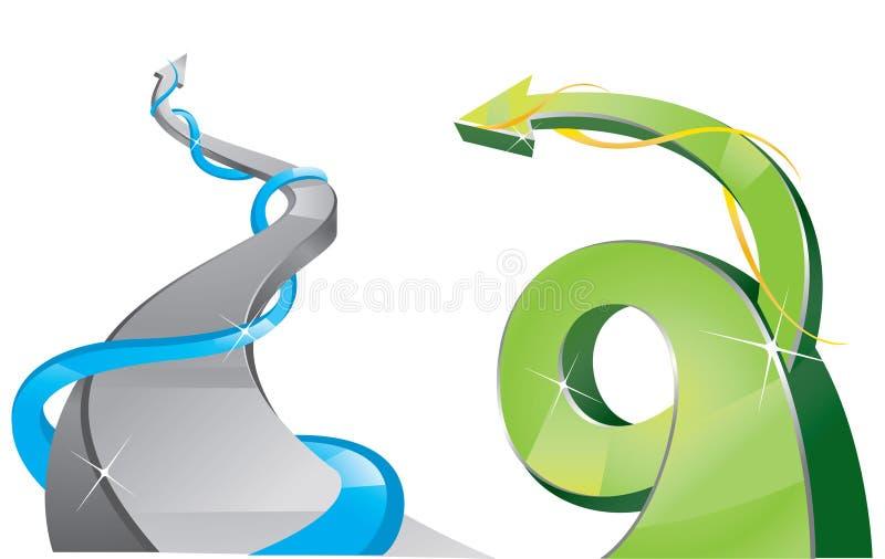 Download Arrow stock vector. Image of fashion, arrow, illustration - 11352862