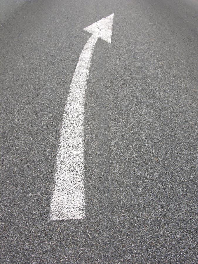 Download Arrow stock image. Image of decrease, straight, trafiic - 123791