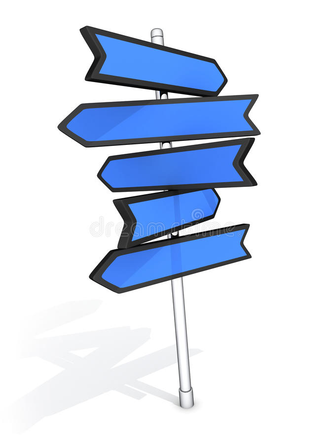 Download Arrow stock illustration. Illustration of international - 13311713
