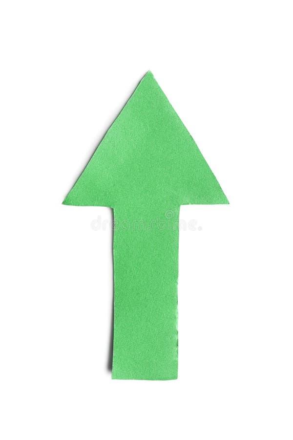 Arrow stock photo
