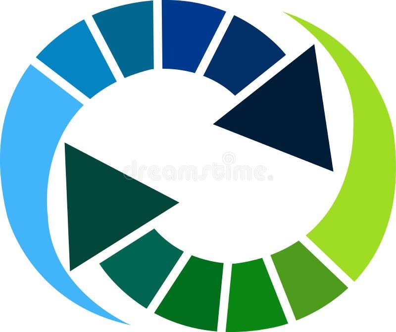 Arrow Logo Stock Image
