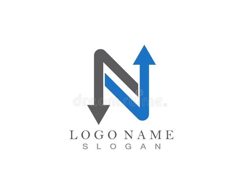 Arrow vector illustration icon Logo Template design. Arrow vector illustration icon Logo Template design plus faster accurate achieved advertising arrows best stock illustration