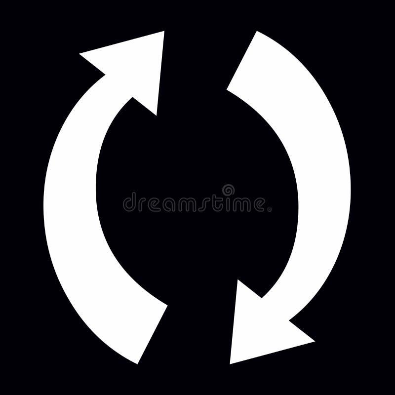 Download Arrows stock illustration. Image of designer, icon, check - 11014552