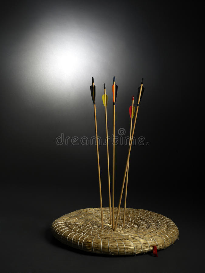 Download Arrows stock photo. Image of excellent, background, black - 12600002