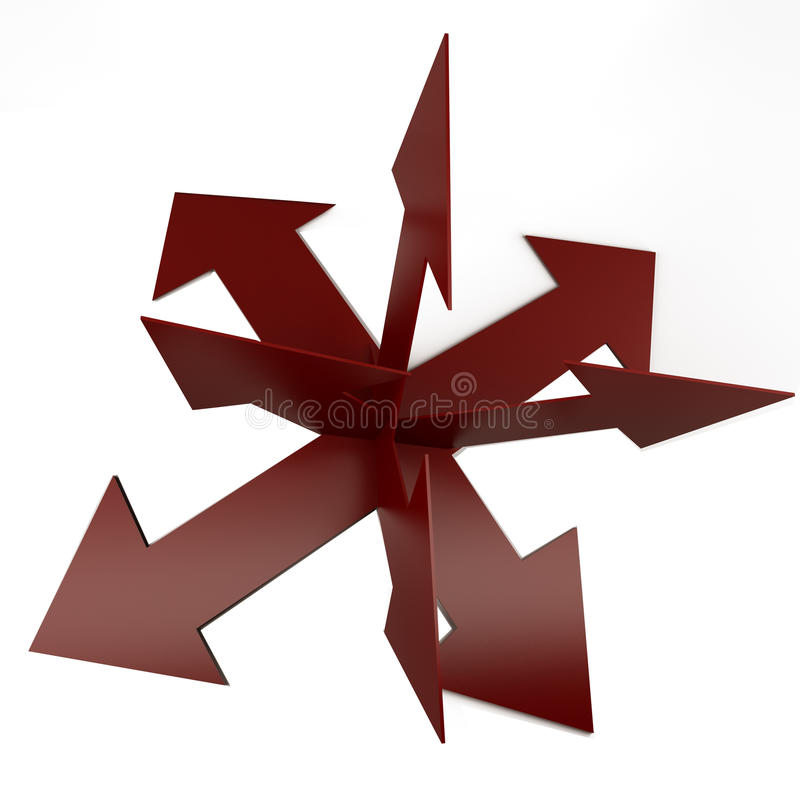 Free Arrows Stock Photo - 13116970