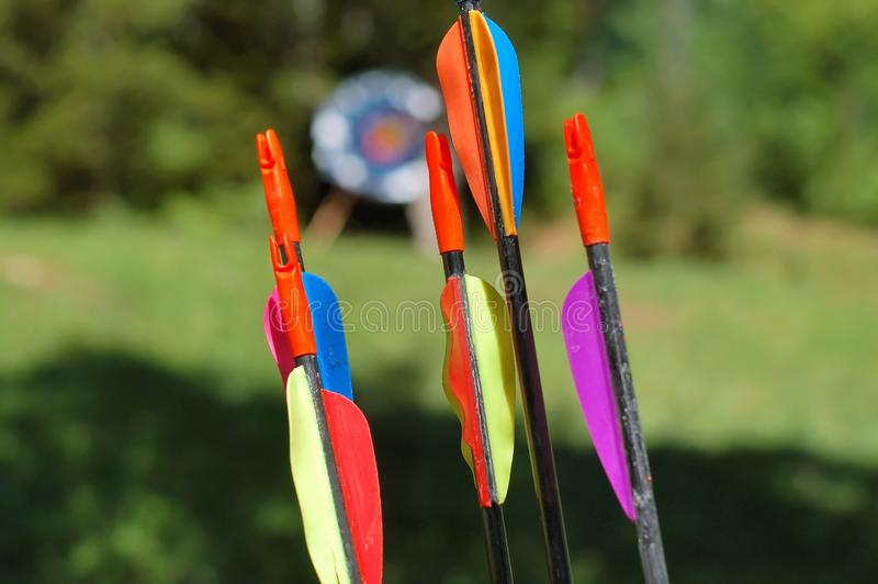 Arrows royalty free stock image