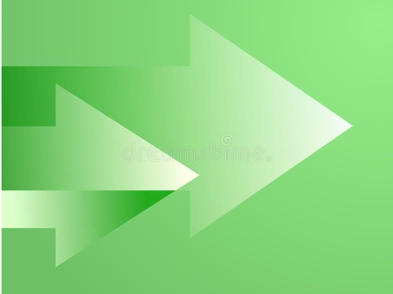 Download Arrows illustration stock vector. Illustration of gradient - 6933438