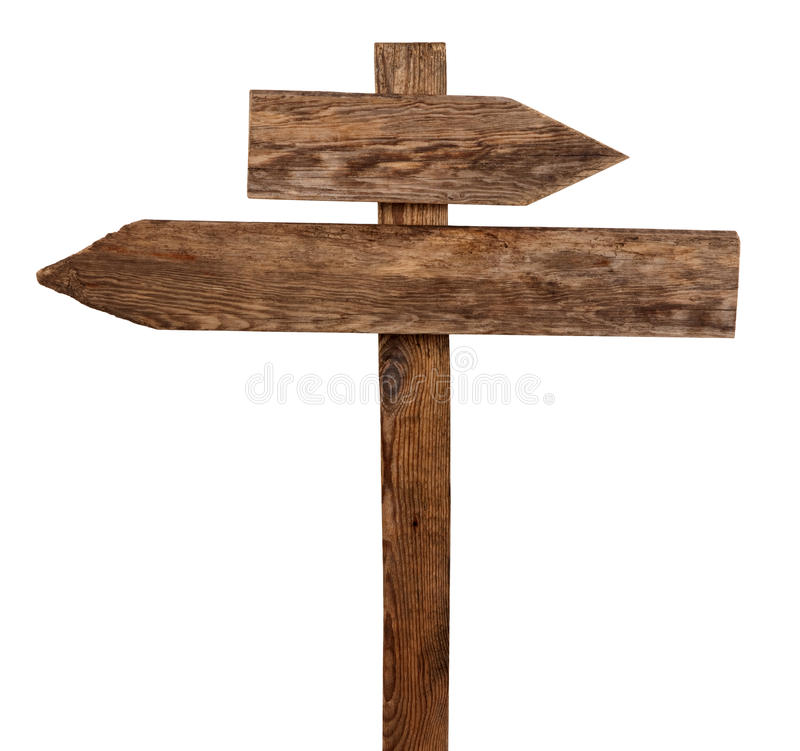 Download Arrows road sign stock photo. Image of post, explanation - 16483478
