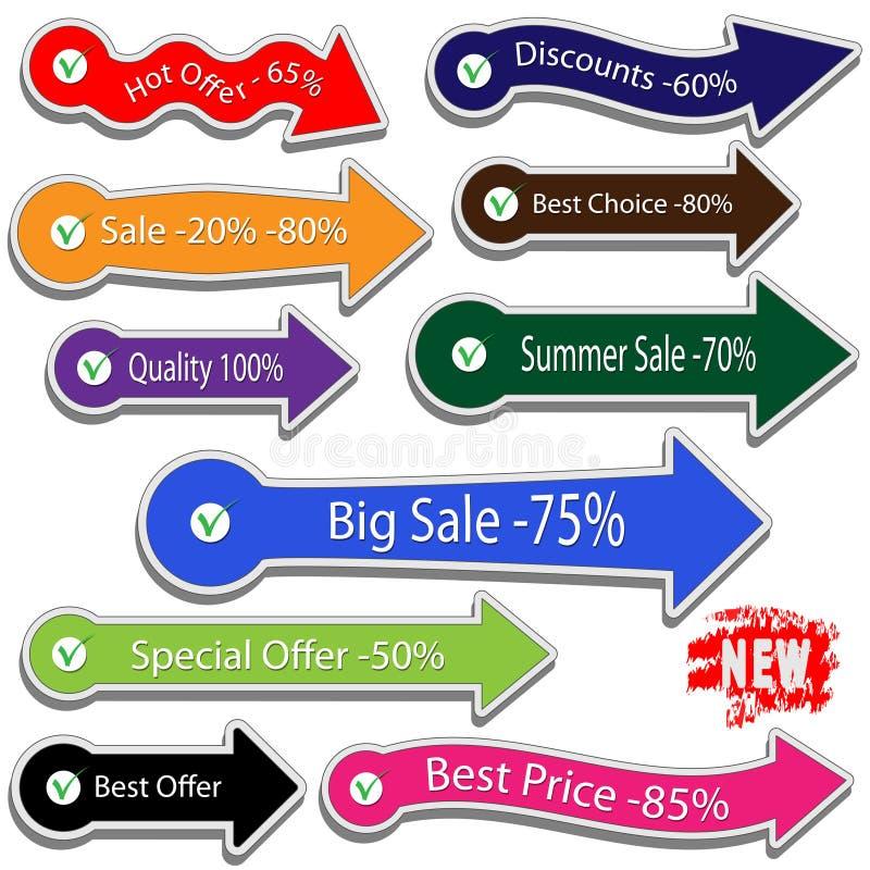 Download Arrows for sale stock vector. Illustration of corner - 31941283