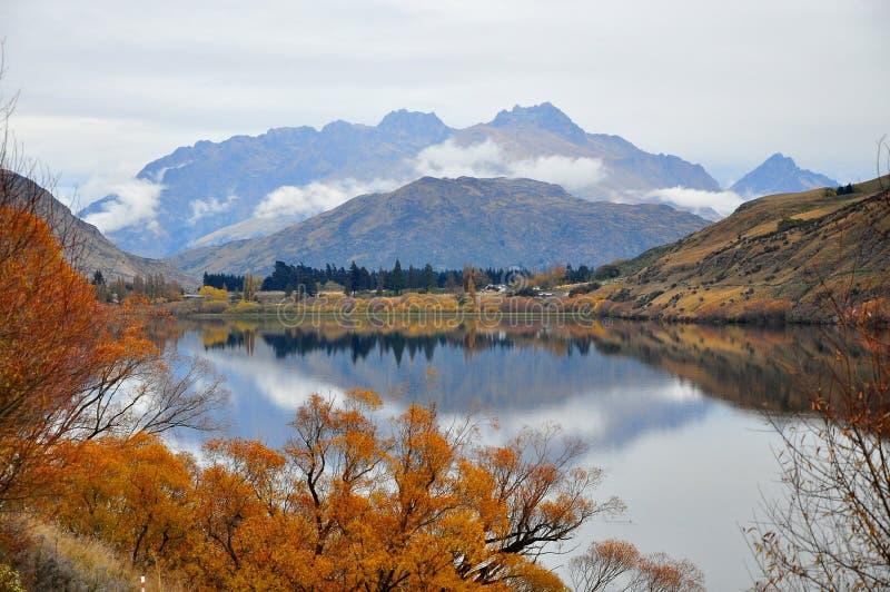 Arrowtown, Νέα Ζηλανδία στοκ εικόνες με δικαίωμα ελεύθερης χρήσης