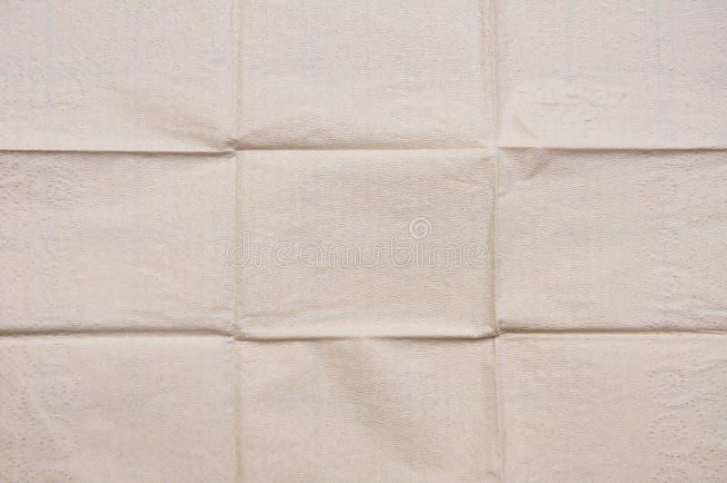 arrugado Textura de papel arrugada imágenes de archivo libres de regalías
