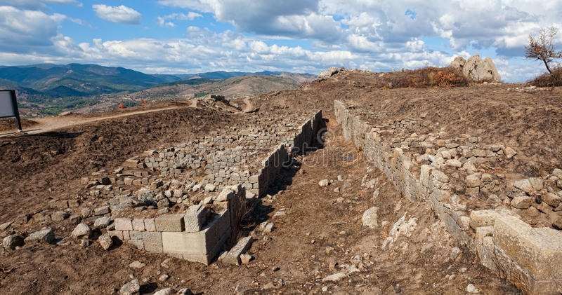 Download Arsenal stock image. Image of pergamon, bergama, remains - 22618907
