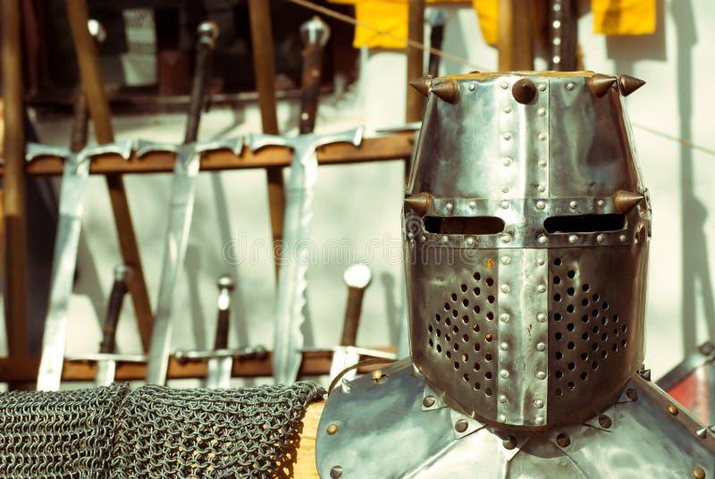 Arsenal medieval fotografia de stock royalty free