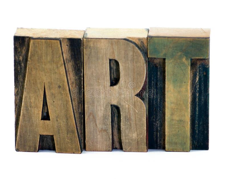 Art. stock foto