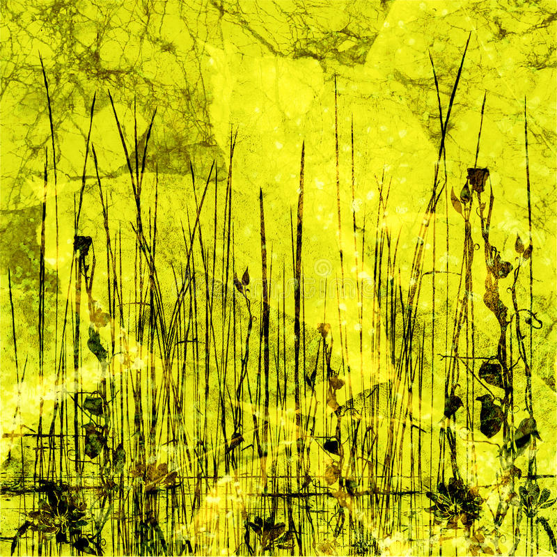 Art Abstract Graphic Background Stock Photography