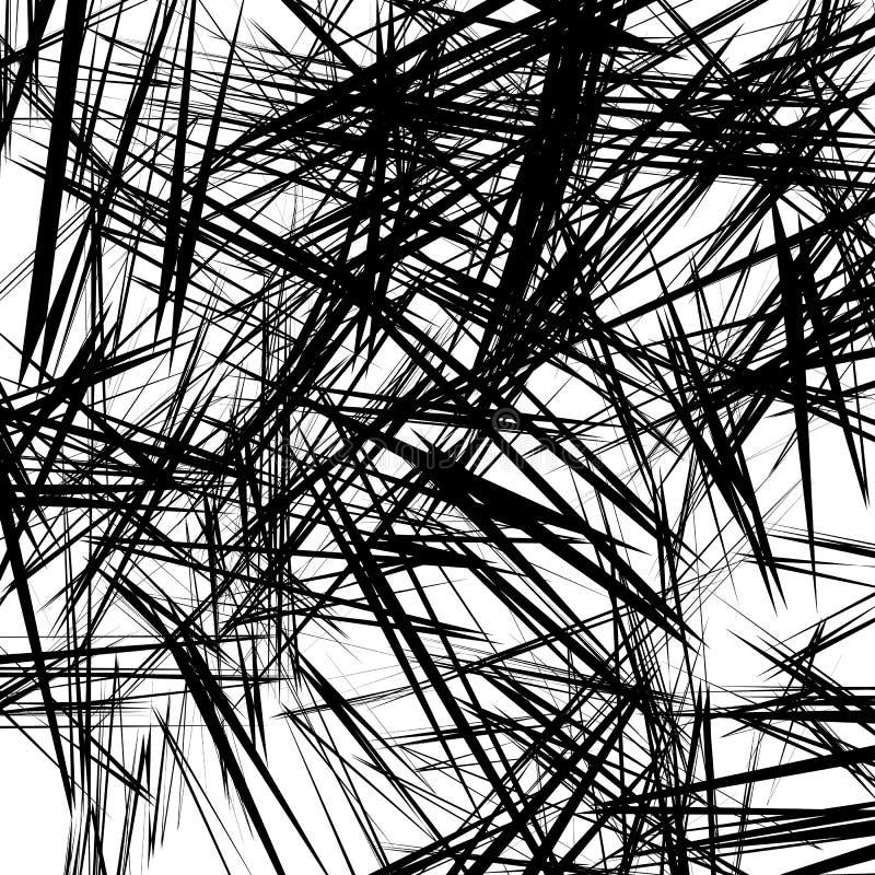 Art abstrait à employer en tant que modèles géométriques, milieux, textures illustration stock