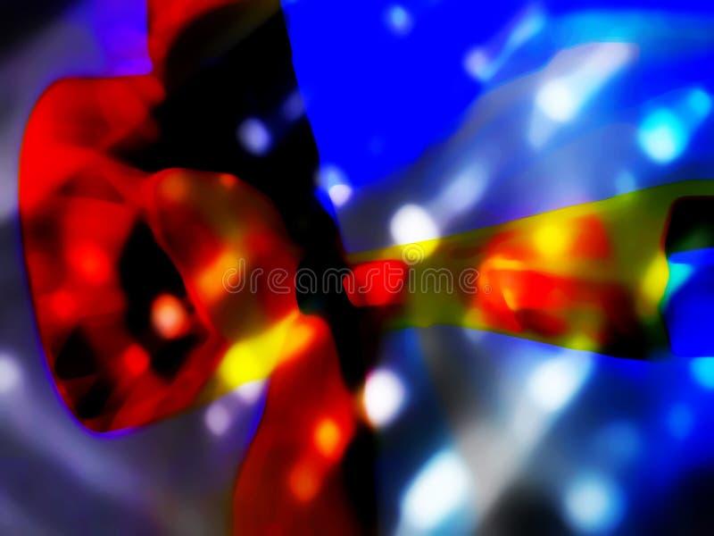 Art abstrait illustration libre de droits