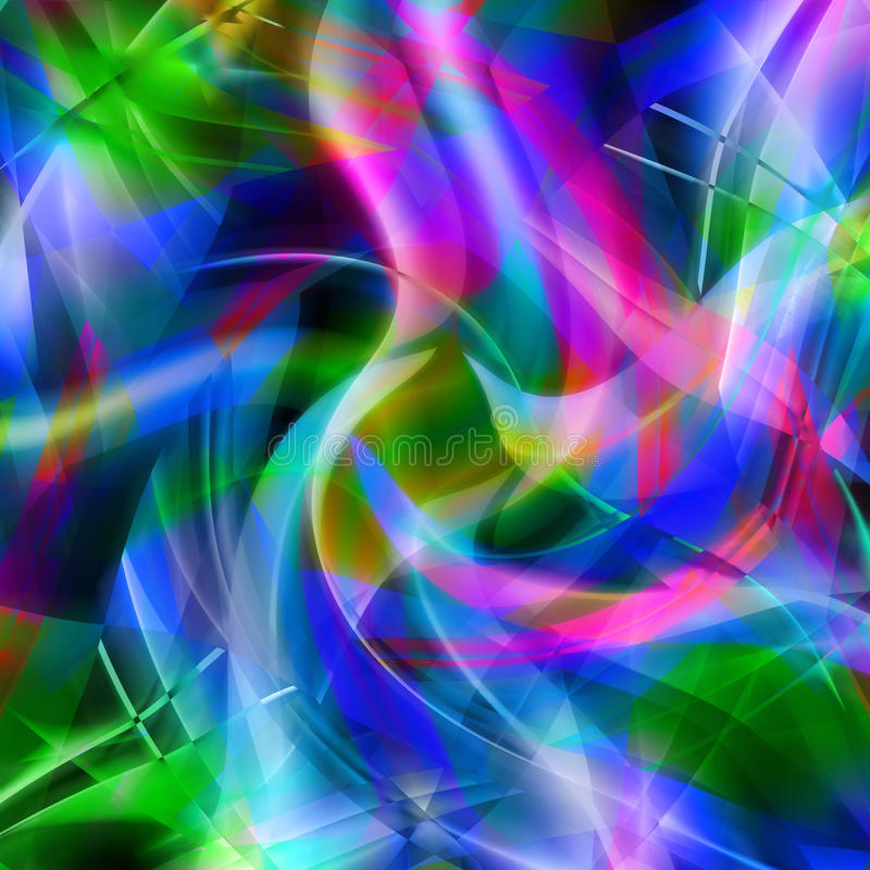 Art background closeup. Image of colorful abstract background royalty free illustration