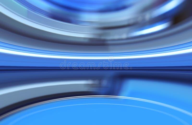 Art background of technology stock illustration