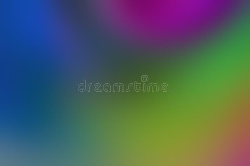 Art bas de conception d'aqua de toile de gradient de mélange aqua de fond bleu violet vert-bleu coloré d'abrégé sur illustration libre de droits