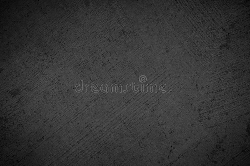 Art black concrete stone texture for background in black royalty free stock photo