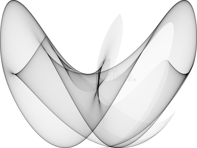 art black curves one op sine ελεύθερη απεικόνιση δικαιώματος