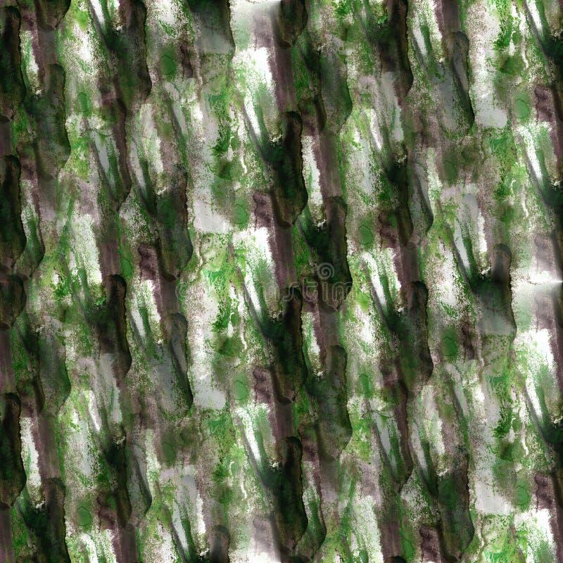 Art Black grön klick för vattenfärgfärgpulvermålarfärg royaltyfri fotografi