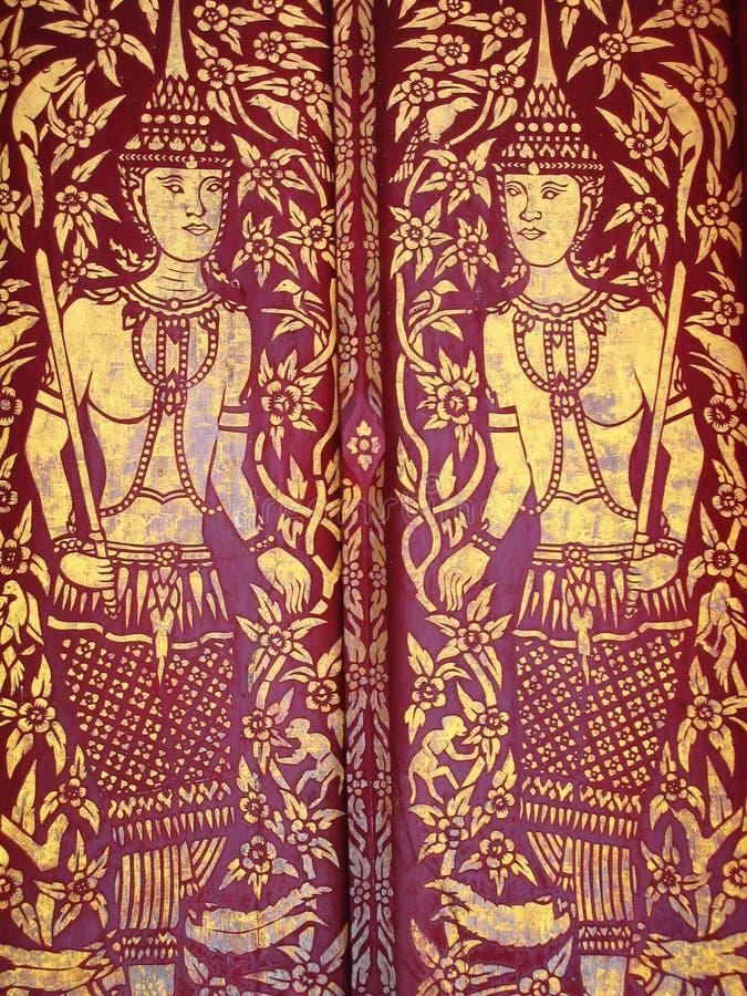 Download Art bouddhiste image stock. Image du bouddhiste, temple - 79719
