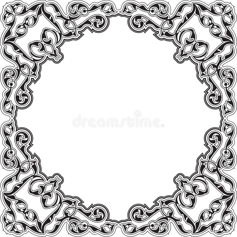 the art brilliant victorian frame stock vector illustration of rh dreamstime com victorian oval frame vector victorian frame vector photoshop