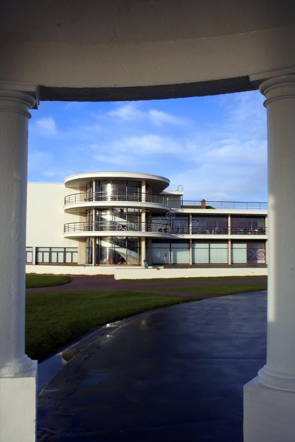 Download Art building deco seaside στοκ εικόνες. εικόνα από προκυμαία - 393004