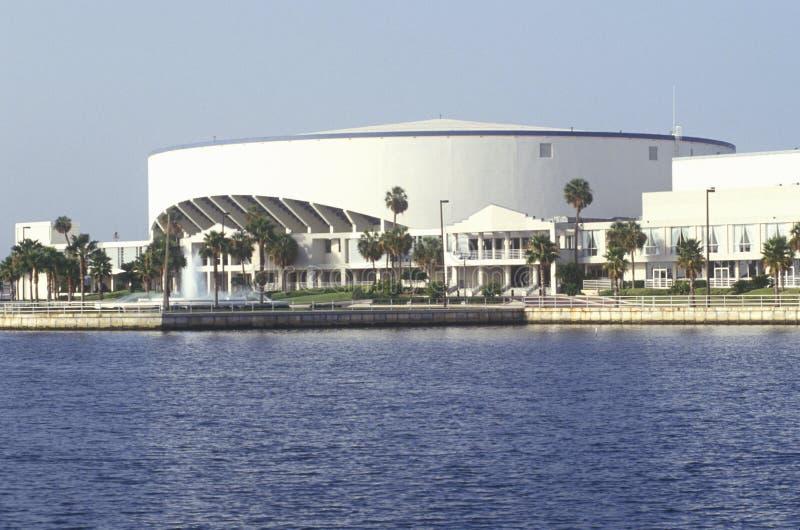 Art Center de St Petersburg, St Petersburg, la Floride image libre de droits