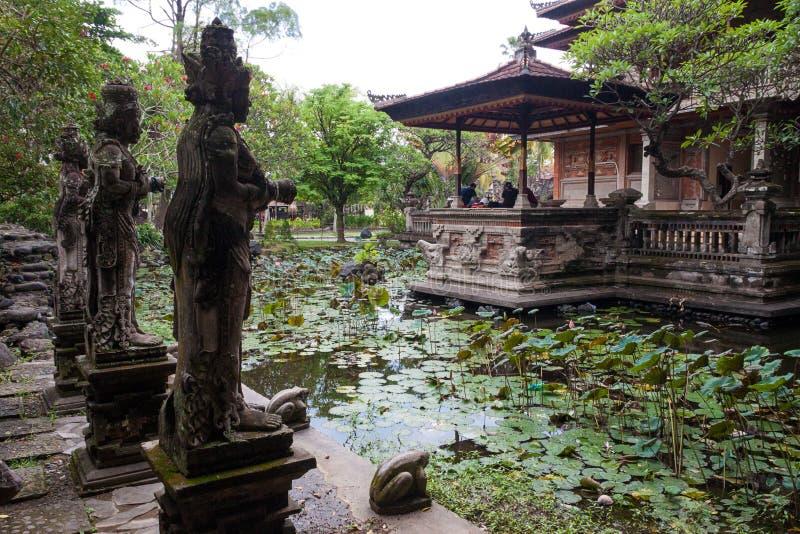 Art center of denpasar. Bali, indonesia royalty free stock photography