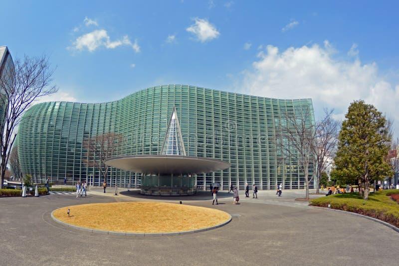 Art Center nazionale, Tokyo #6 fotografia stock libera da diritti