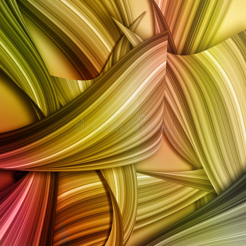 Art colorful abstract background royalty free illustration