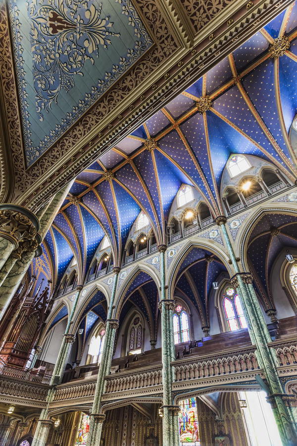 Art de cathédrale photo stock