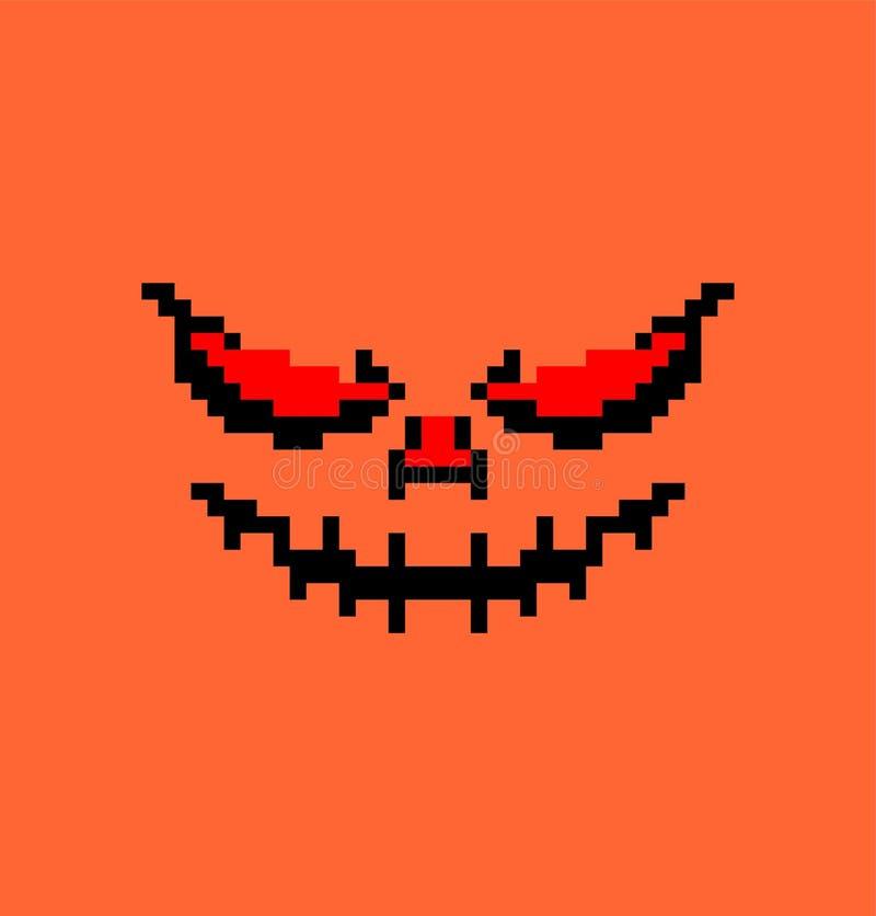 Pixel Art Halloween Stock Illustrations Vecteurs Clipart