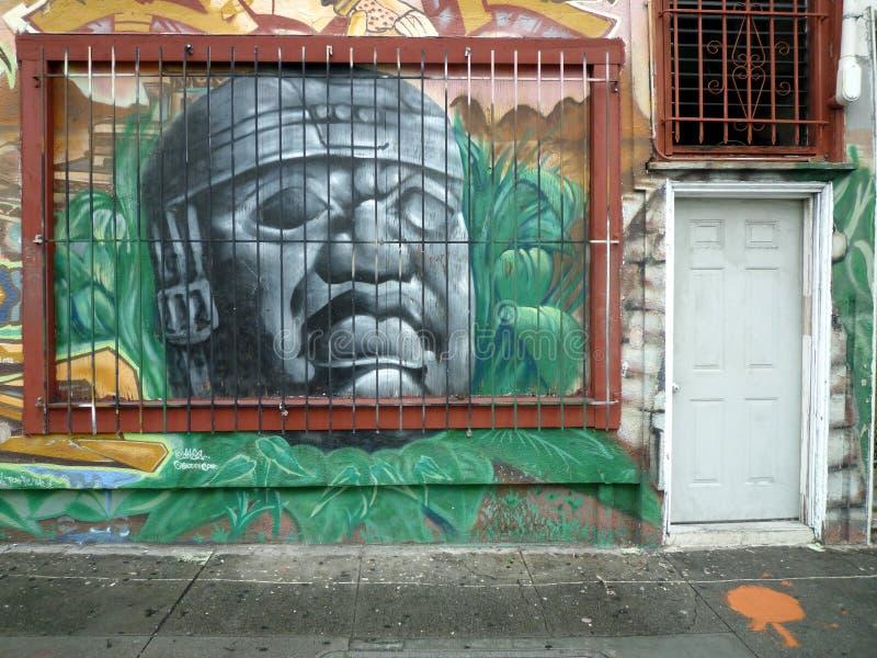 Art de rue à San Francisco photos stock