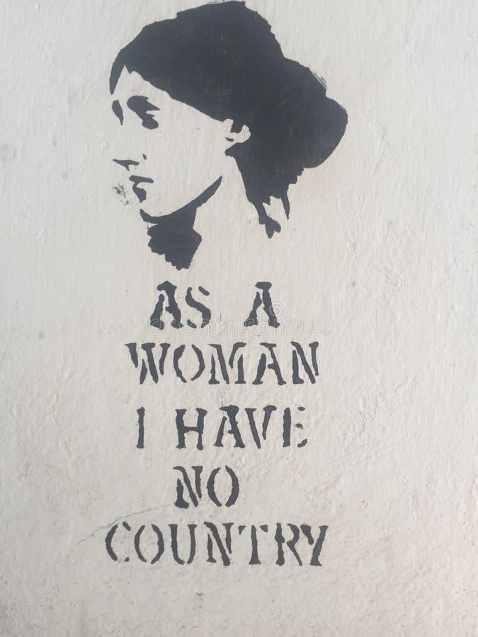 Art de rue au Cuba images libres de droits