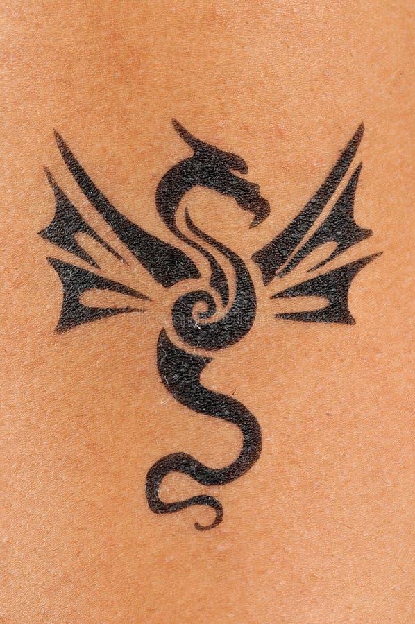 Art de tatouage image libre de droits