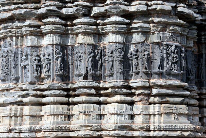 Art de temple d'arthuna images stock
